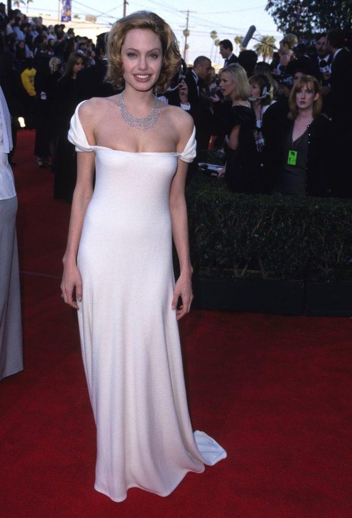 Angelina Jolie Boobs Photos