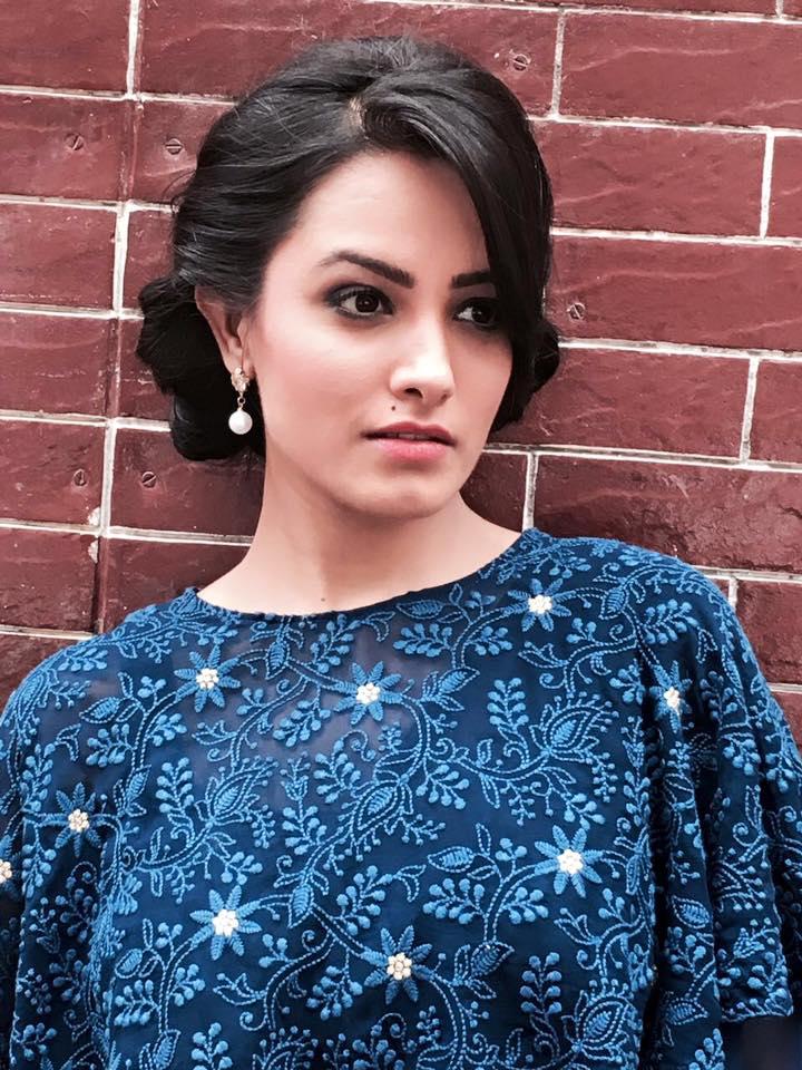 Anita Hassanandani Latest Hair Style Pics