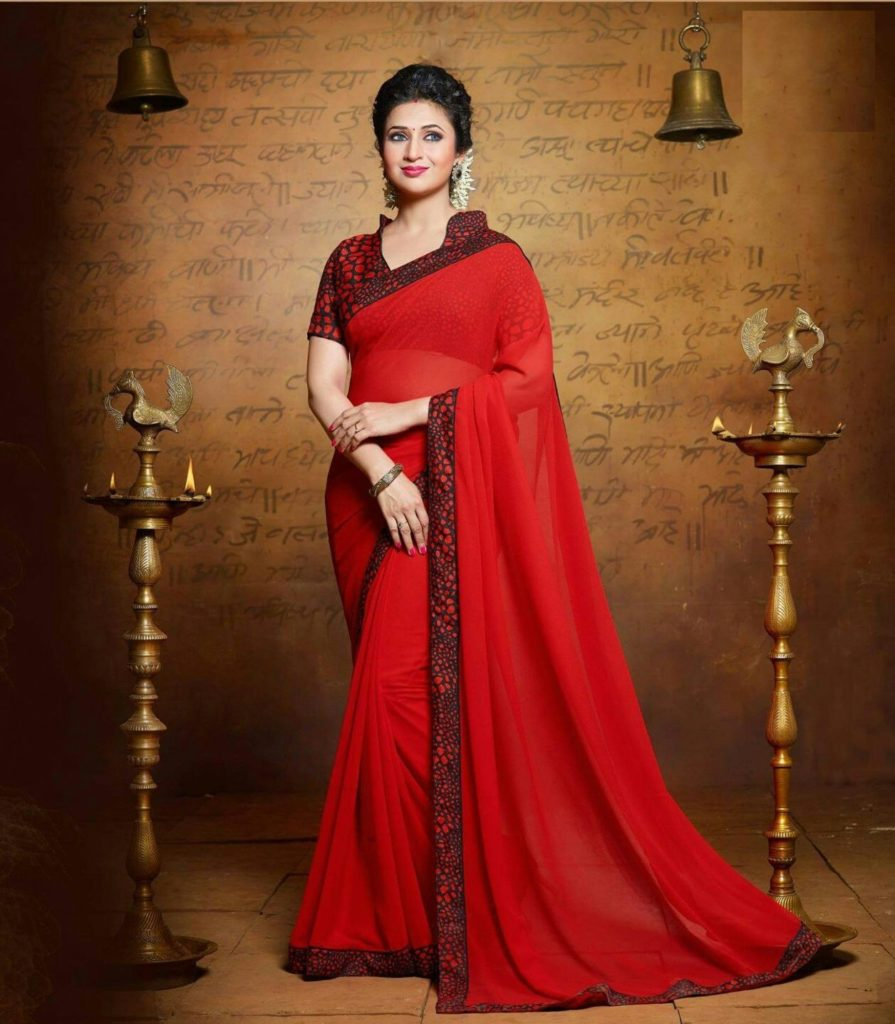 Divyanka Tripathi Latest Hair Style Pictures