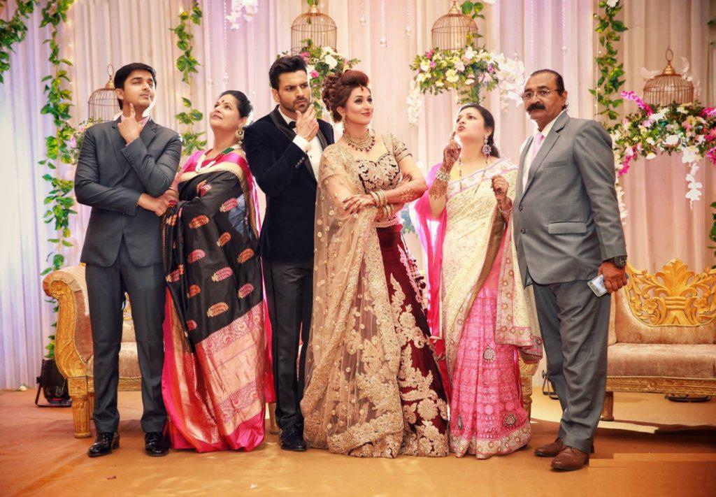 Divyanka Tripathi Wedding Beautiful Photos