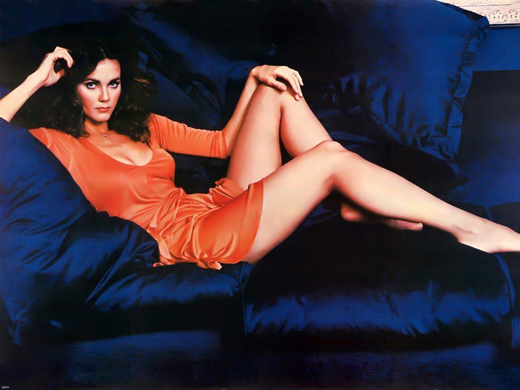 Lynda Carter Bikini Images