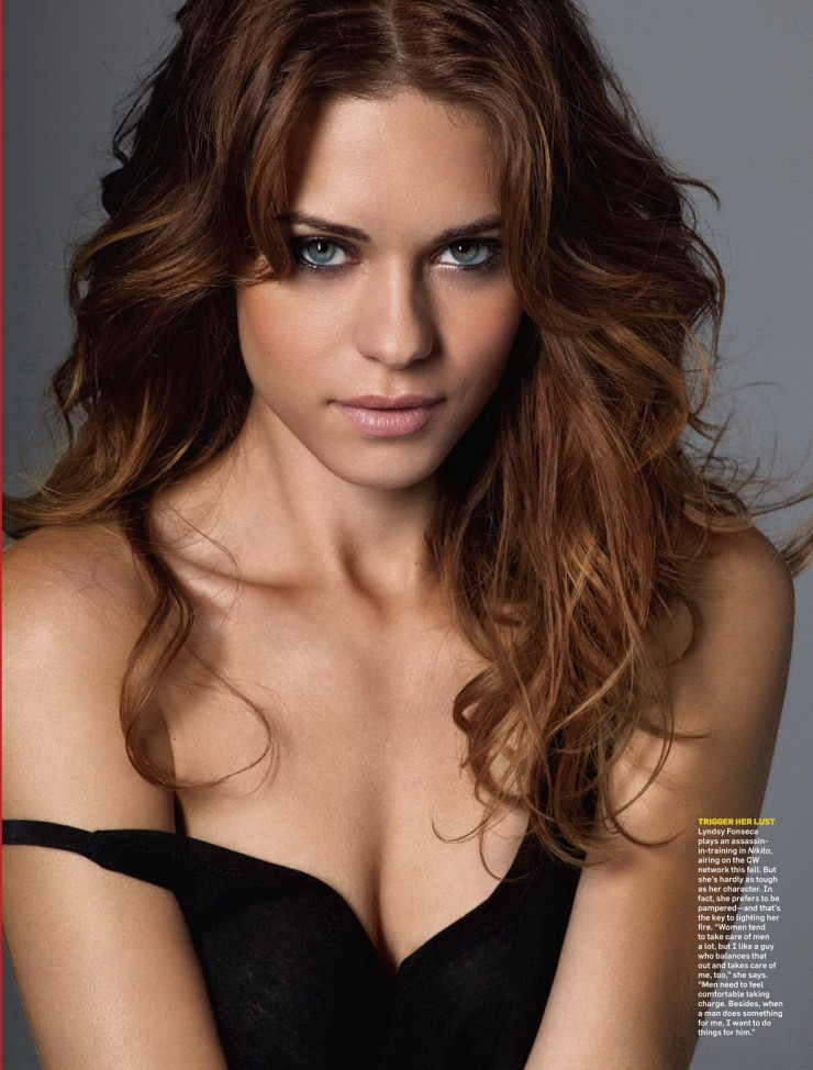 Lyndsy Fonseca Topless Images
