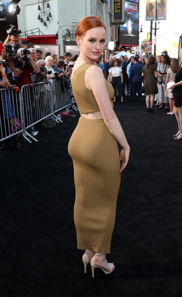 Madelaine Petsch Body Butt Pics