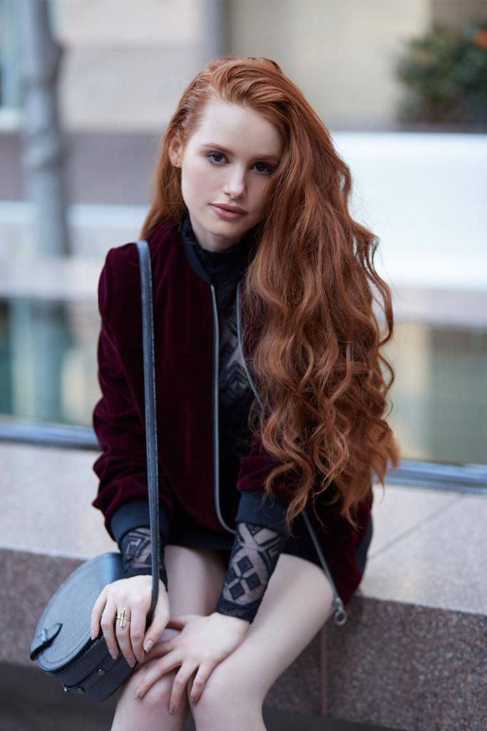 Madelaine Petsch Hot Pics