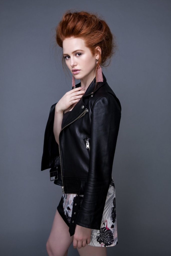 Madelaine Petsch Lingerie Pictures