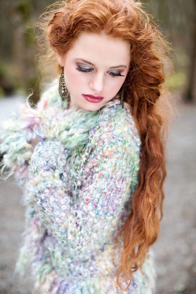 Madelaine Petsch Makeup Images