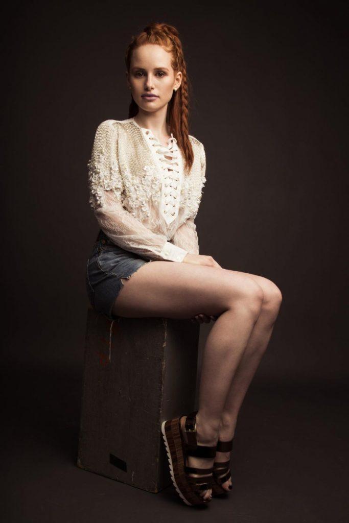 Madelaine Petsch Shorts Pics