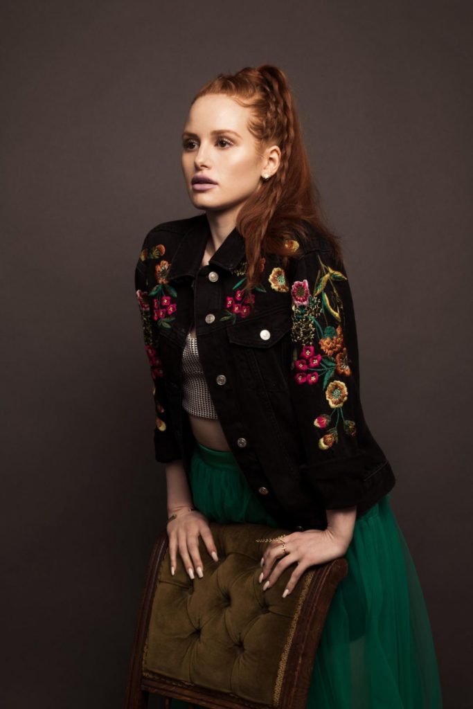 Madelaine Petsch Workout Images