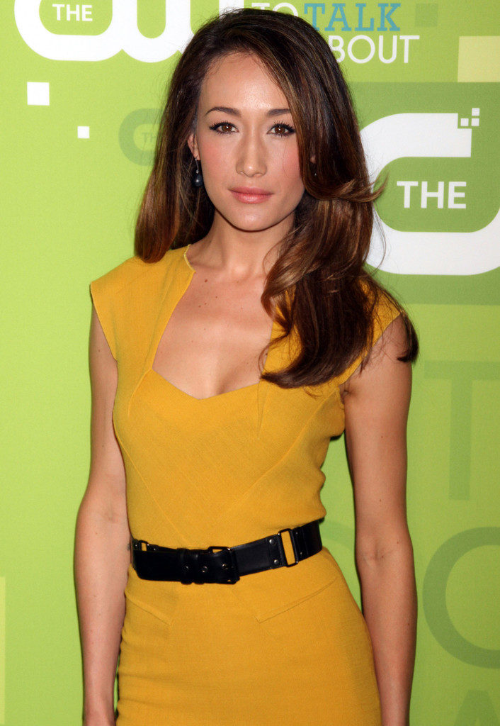 Maggie Q Hair Style Images