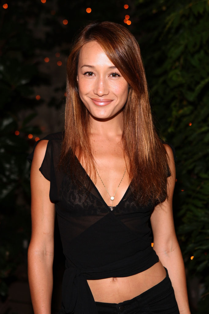 Maggie Q Navel Wallpapers