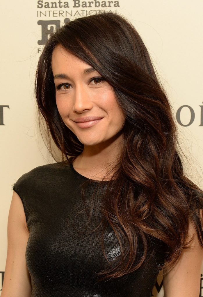Maggie Q Smile Wallpapers