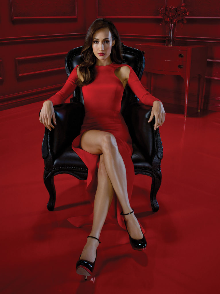 Maggie Q Thighs Images