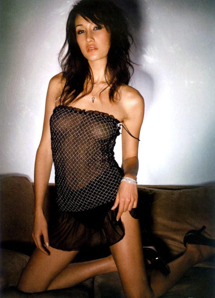 Maggie Q Undergarments Images