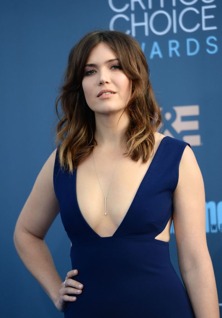 Mandy Moore Topless Images