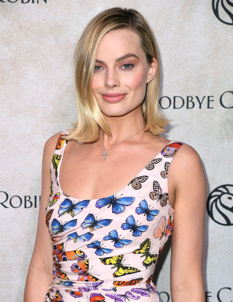 Margot Robbie Face Images