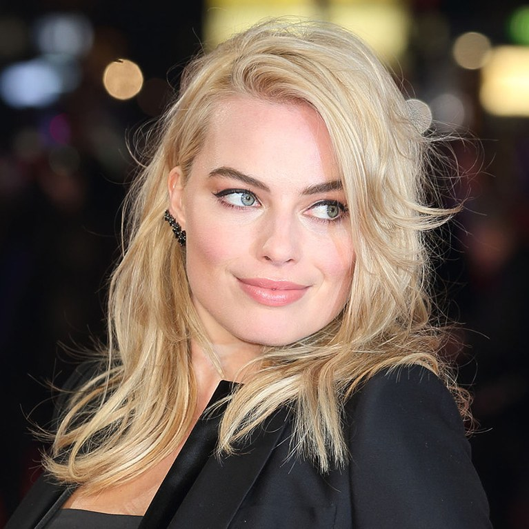 Margot Robbie Hair Style Wallpapers