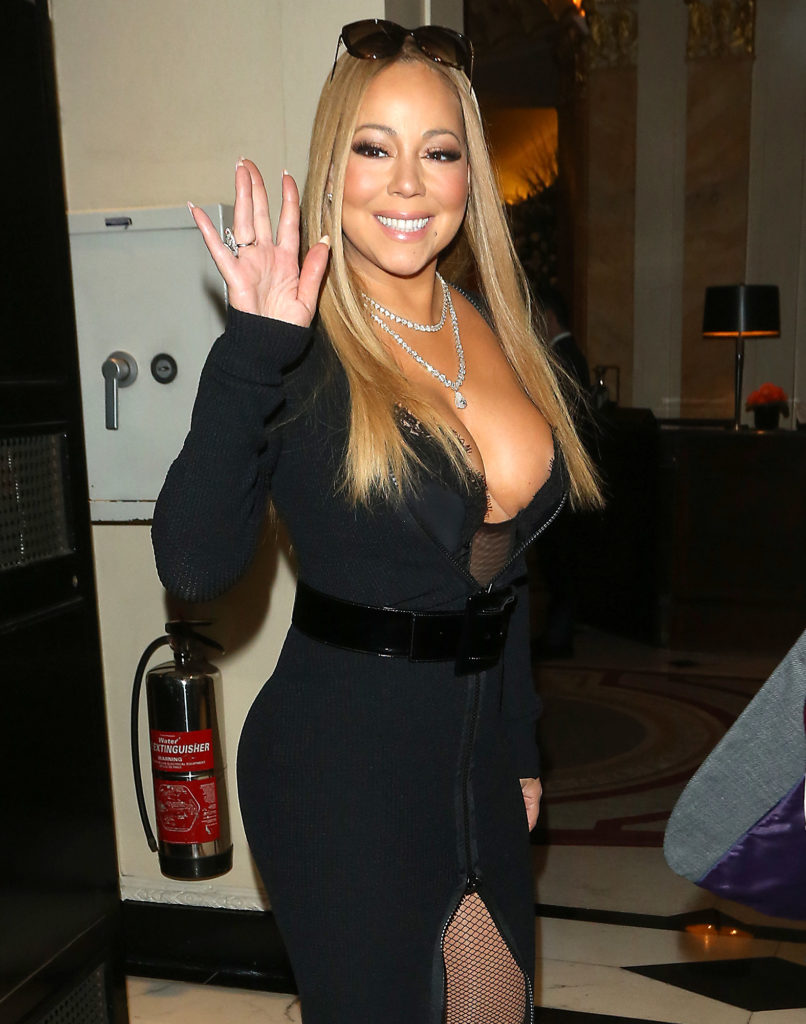 Mariah Carey Body Wallpapers