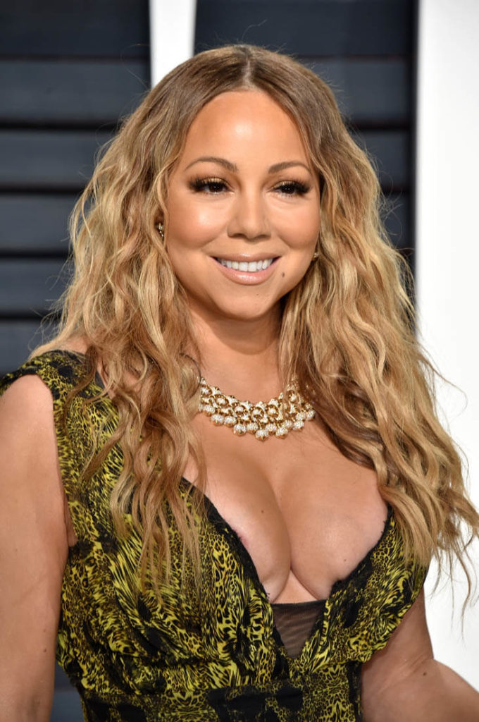 Mariah Carey Boobs Photos