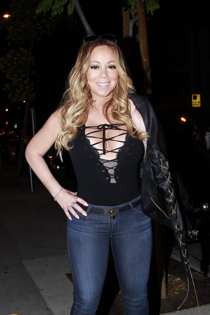 Mariah Carey Jeans Wallpapers