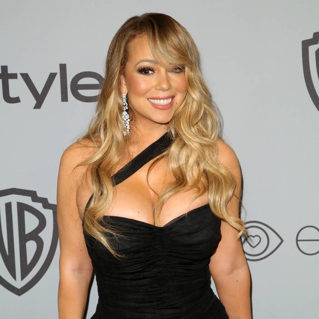 Mariah Carey Lingerie Pictures