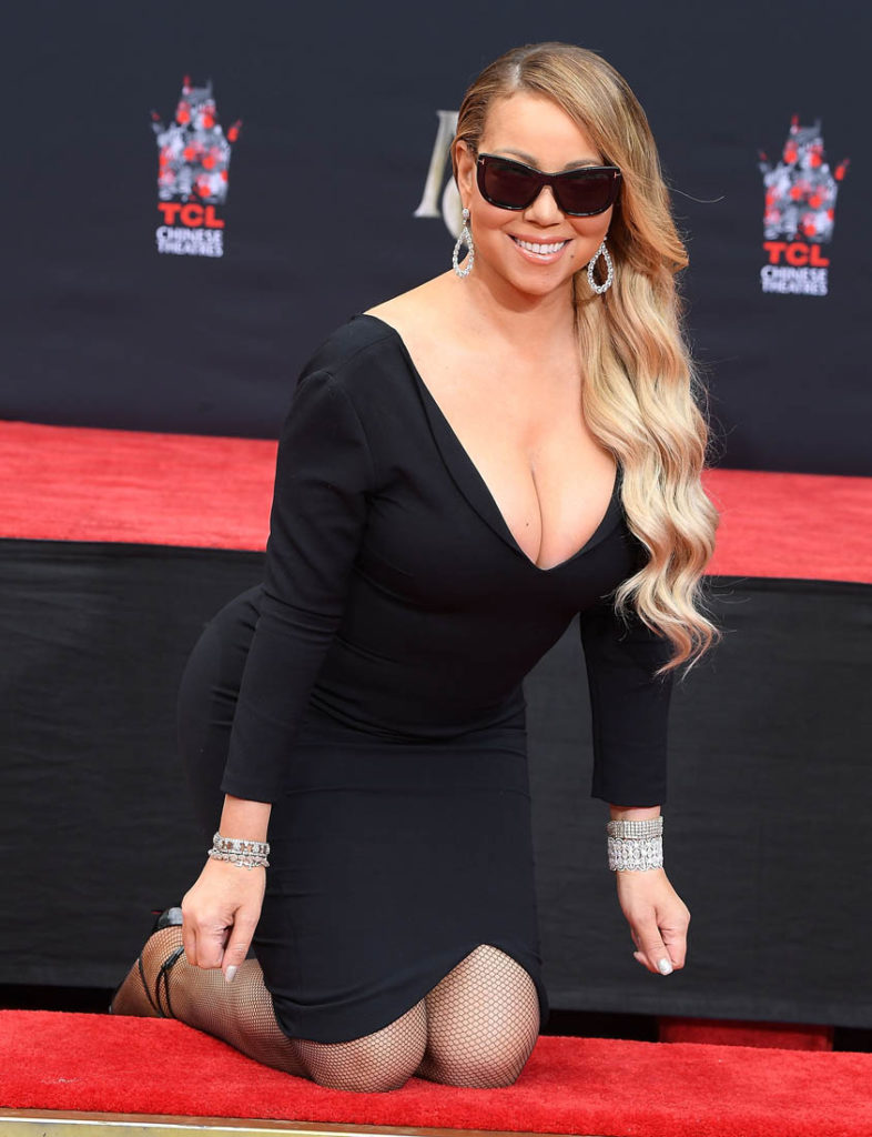 Mariah Carey Shorts Images