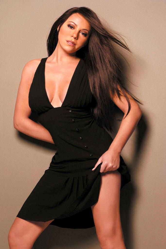 Mariah Carey Yoga Pants Pics