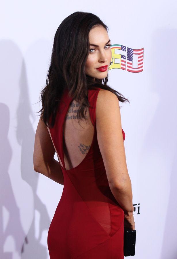 Megan Fox Hot Backside Pics