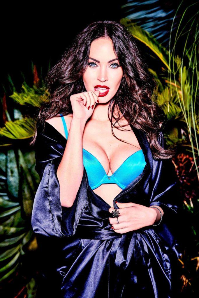 Megan Fox Hot Boobs Pics