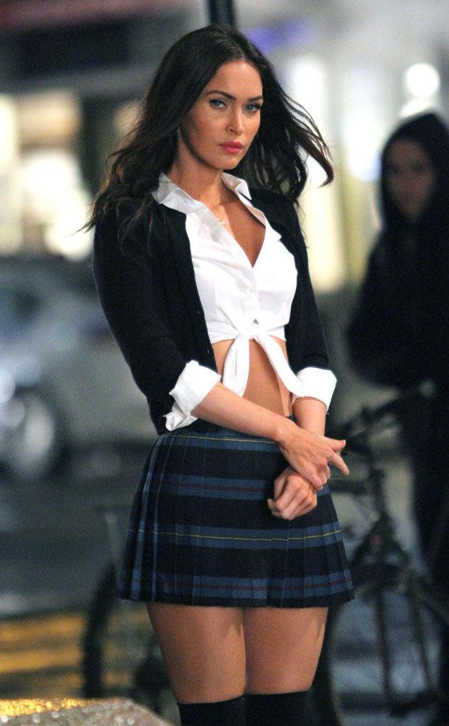 Megan Fox Images In Shorts