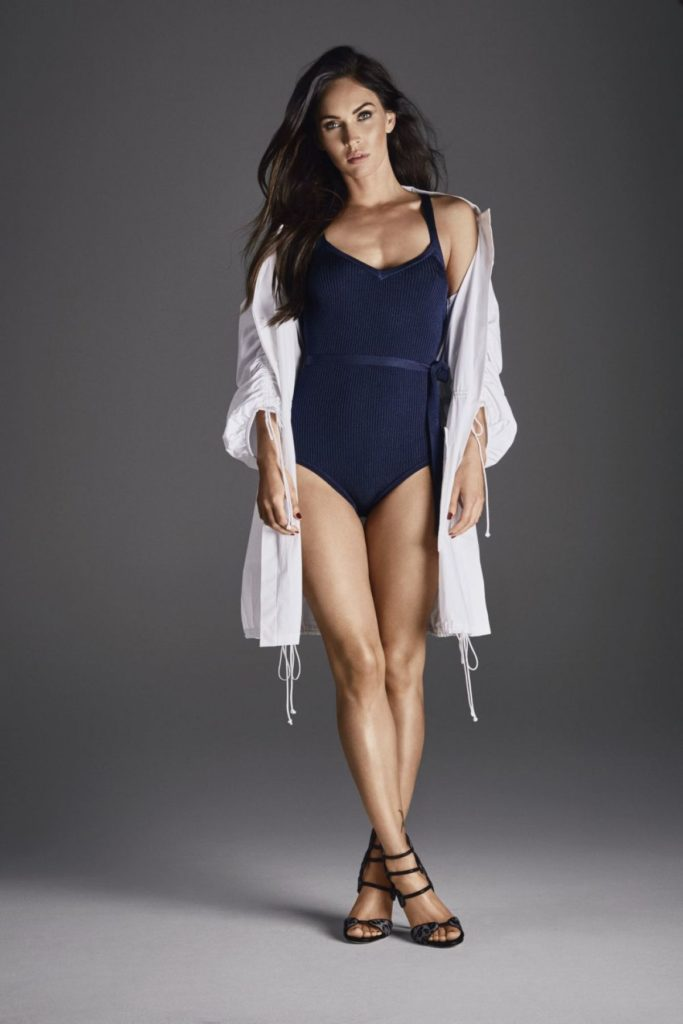 Megan Fox Images In Undergarments