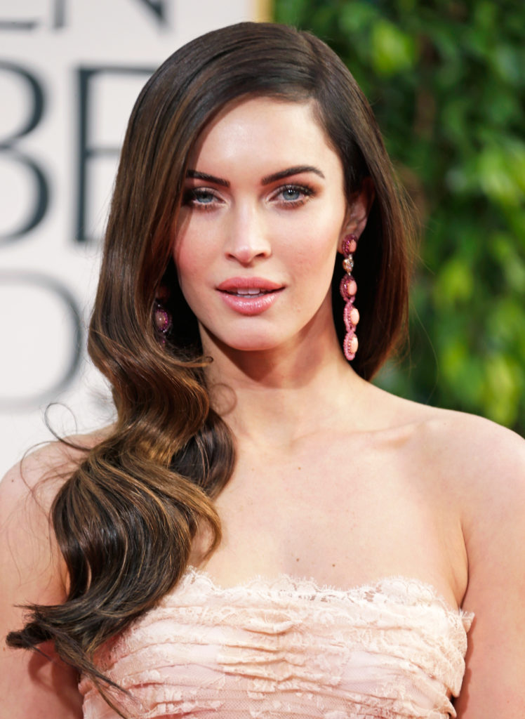 Megan Fox New Hair Cut Photos