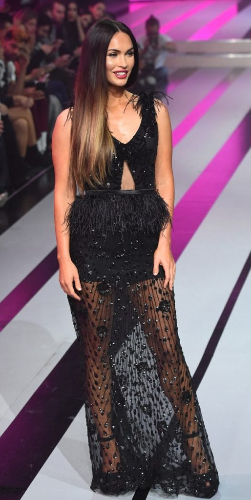 Megan Fox Photos At Award Show