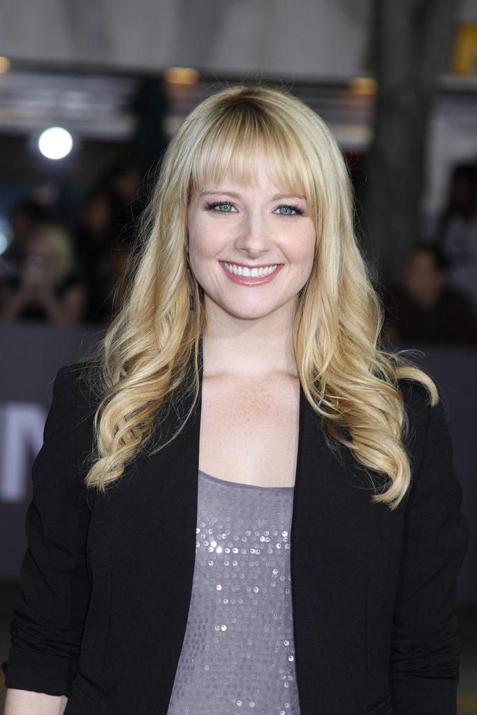 Melissa Rauch Latest Hair Cute Images