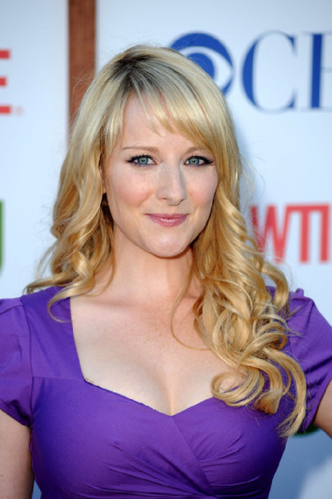 Melissa Rauch Lovely Pictures