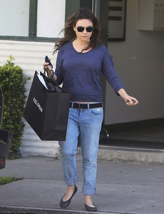 Mila Kunis Latest Images