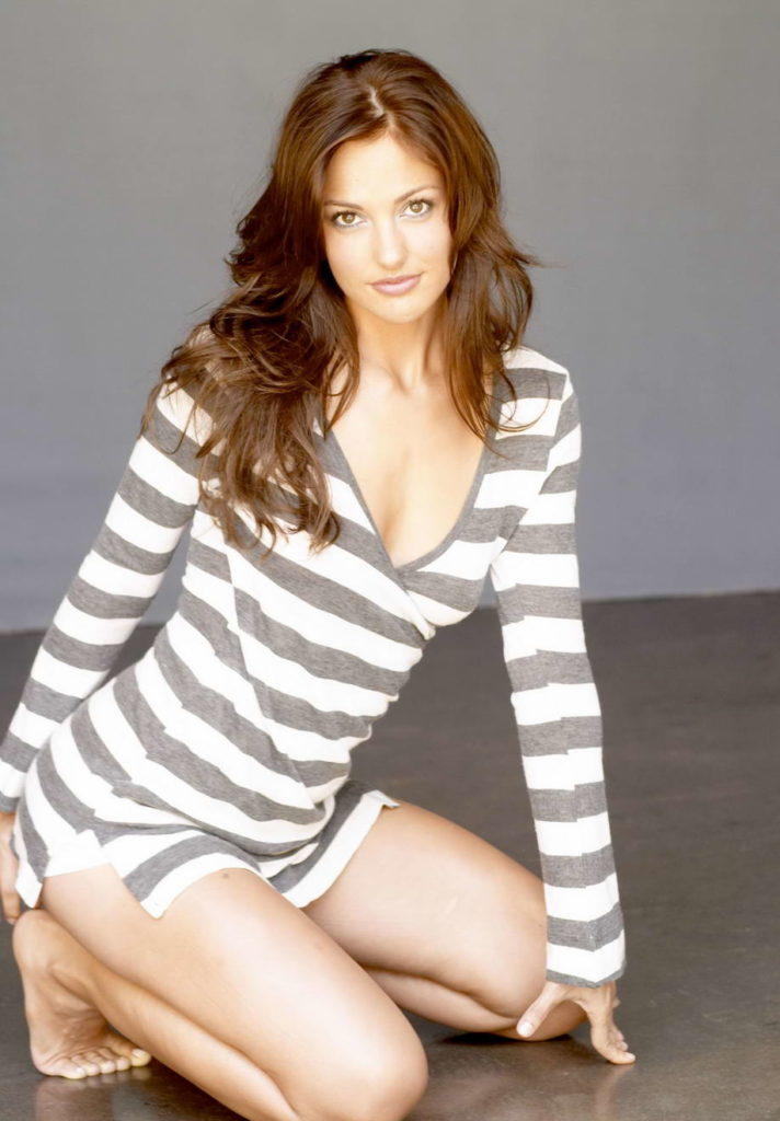 Minka Kelly Maxim Photoshoots
