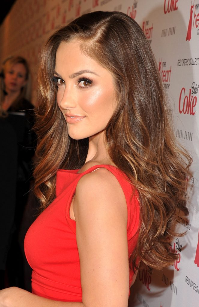 Minka Kelly Photoshoots
