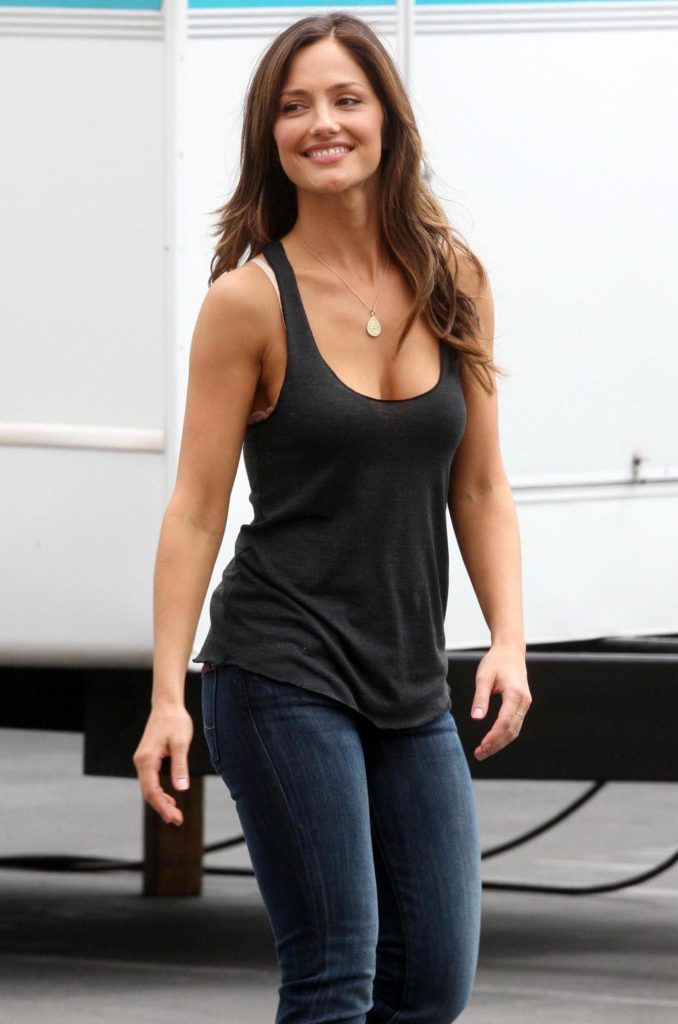 Minka Kelly Sexy Images