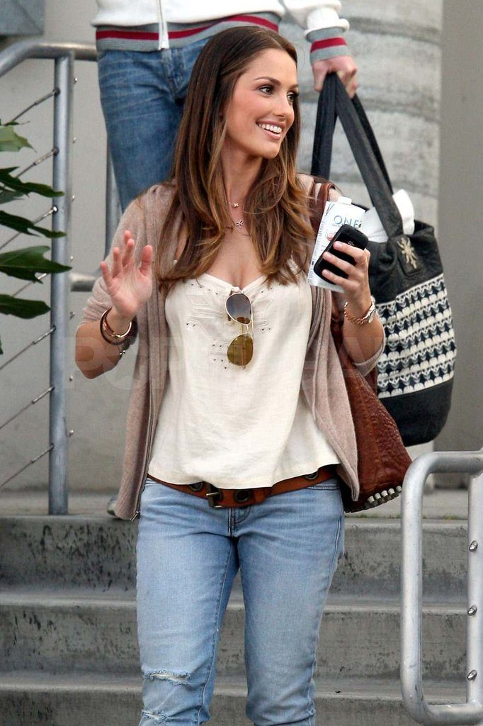 Minka Kelly Young Images