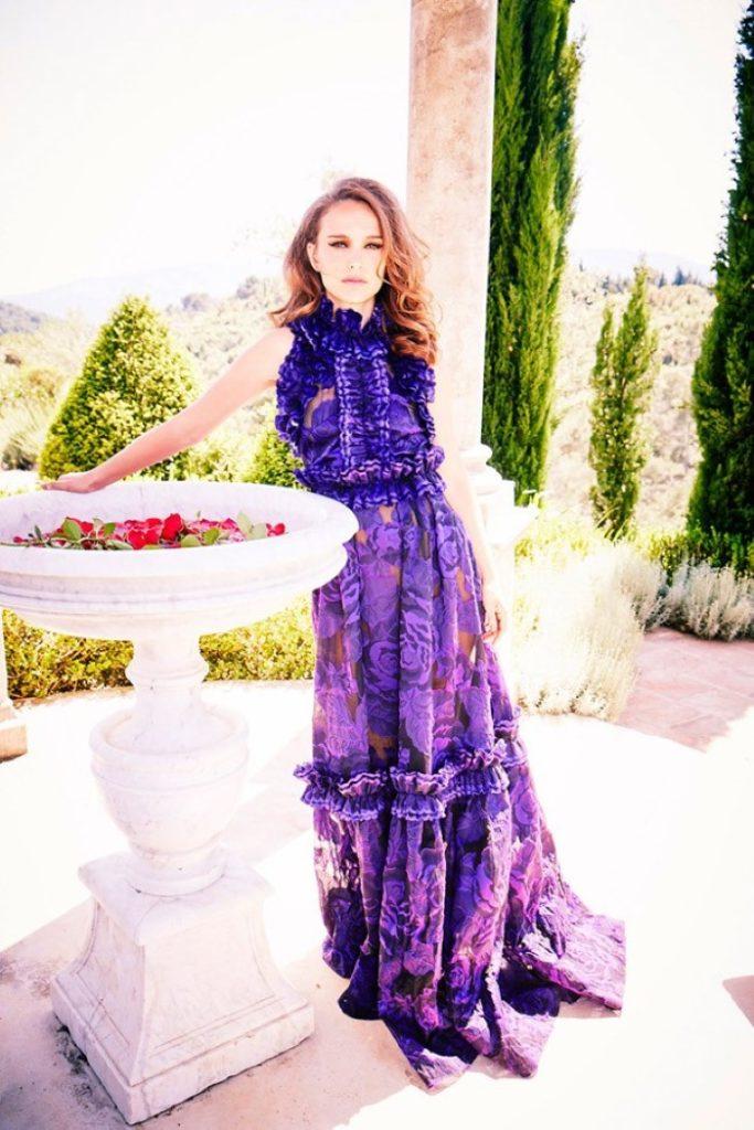 Natalie Portman Bold Photoshoots