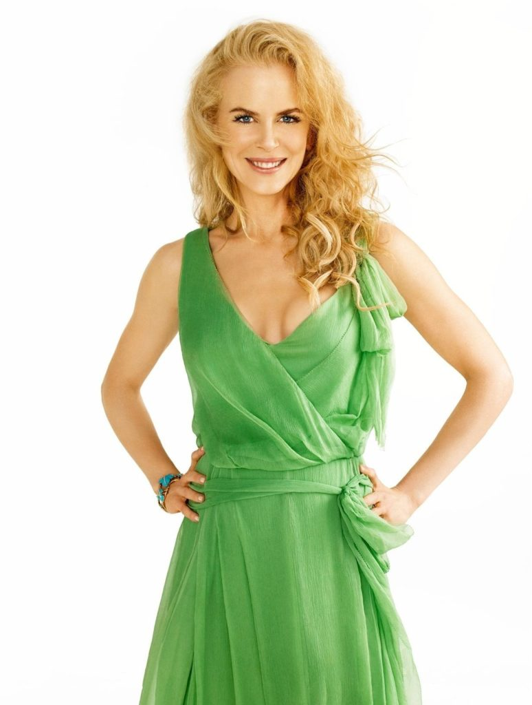 Nicole Kidman Muscles Pics