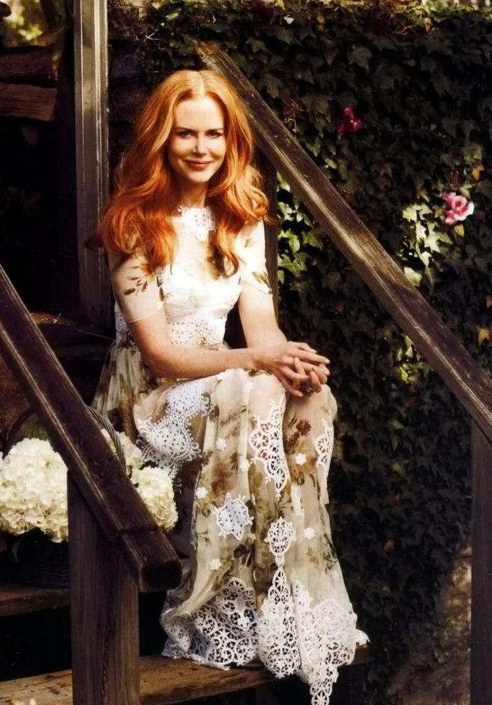 Nicole Kidman New Look Photos