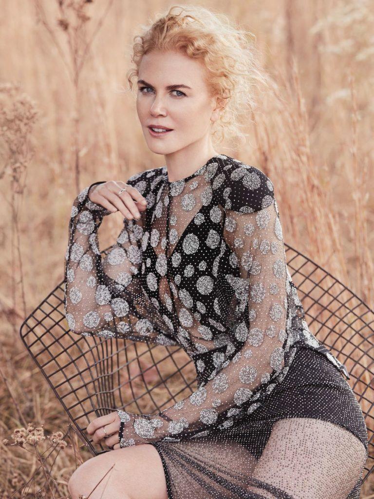 Nicole Kidman Photos In Shorts