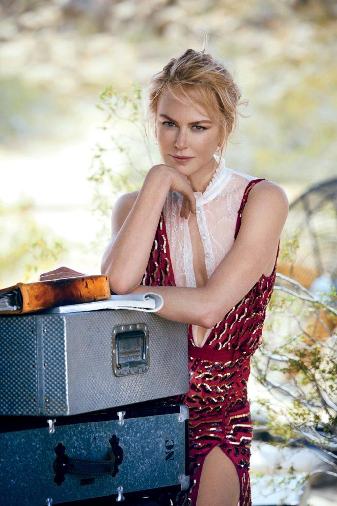 Nicole Kidman Unseen Photoshoots