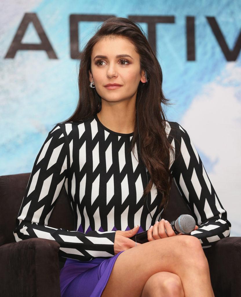 Nina Dobrev Without Makeup Pics
