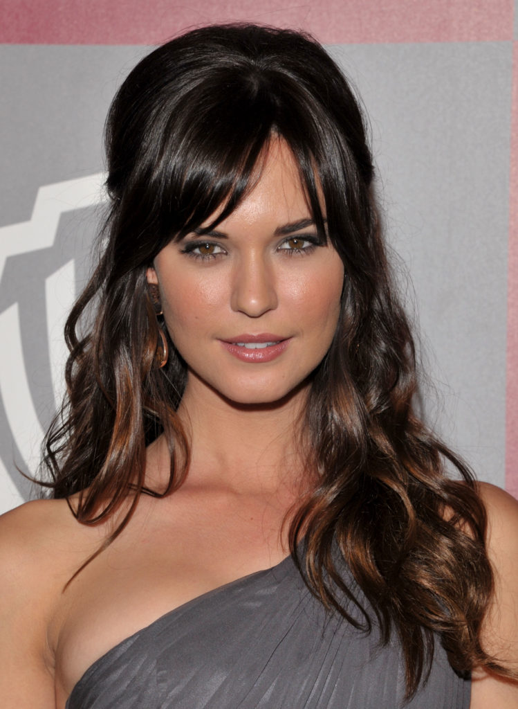 Odette Annable New Hair Cut Images