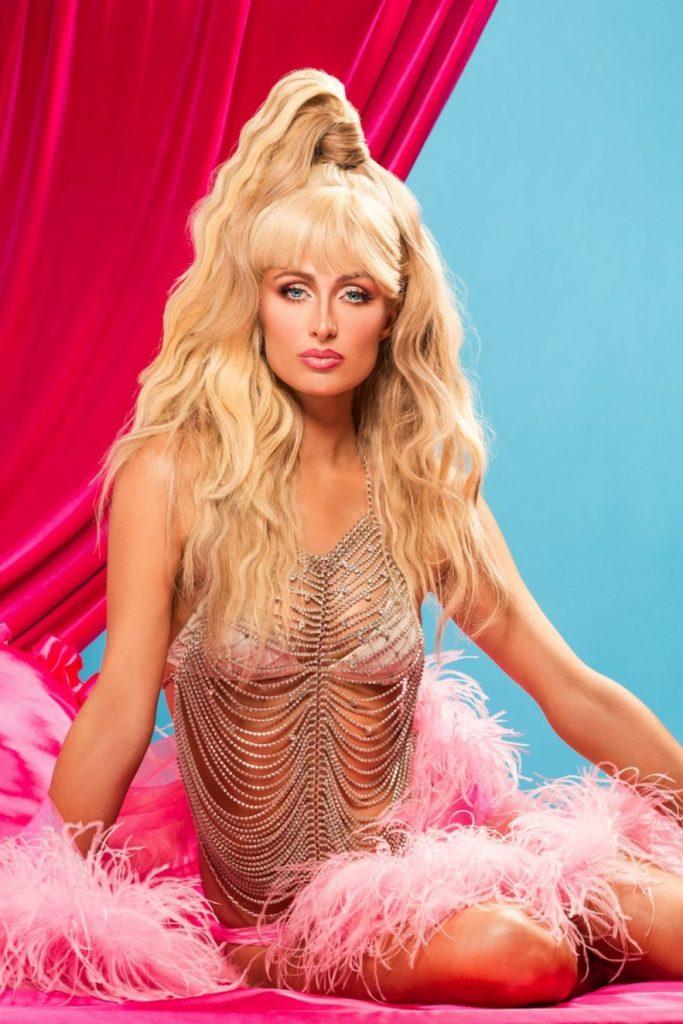 Paris Hilton Latest Hair Style Photos