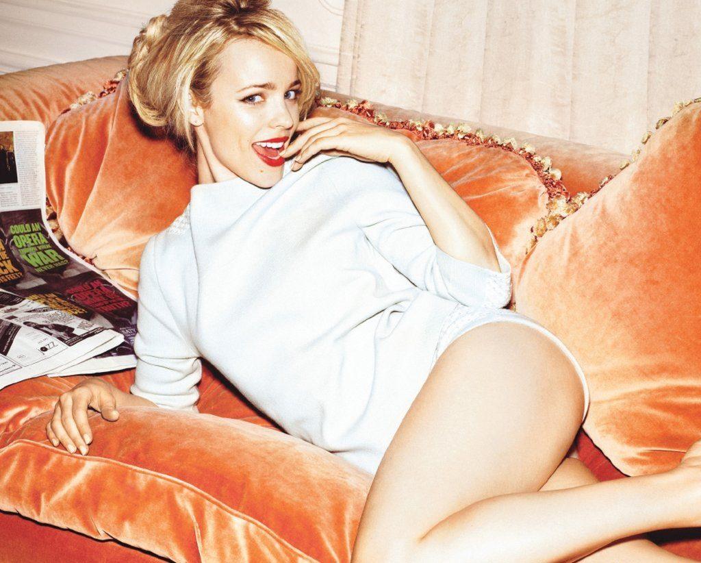Rachel McAdams Hot Butt Pics
