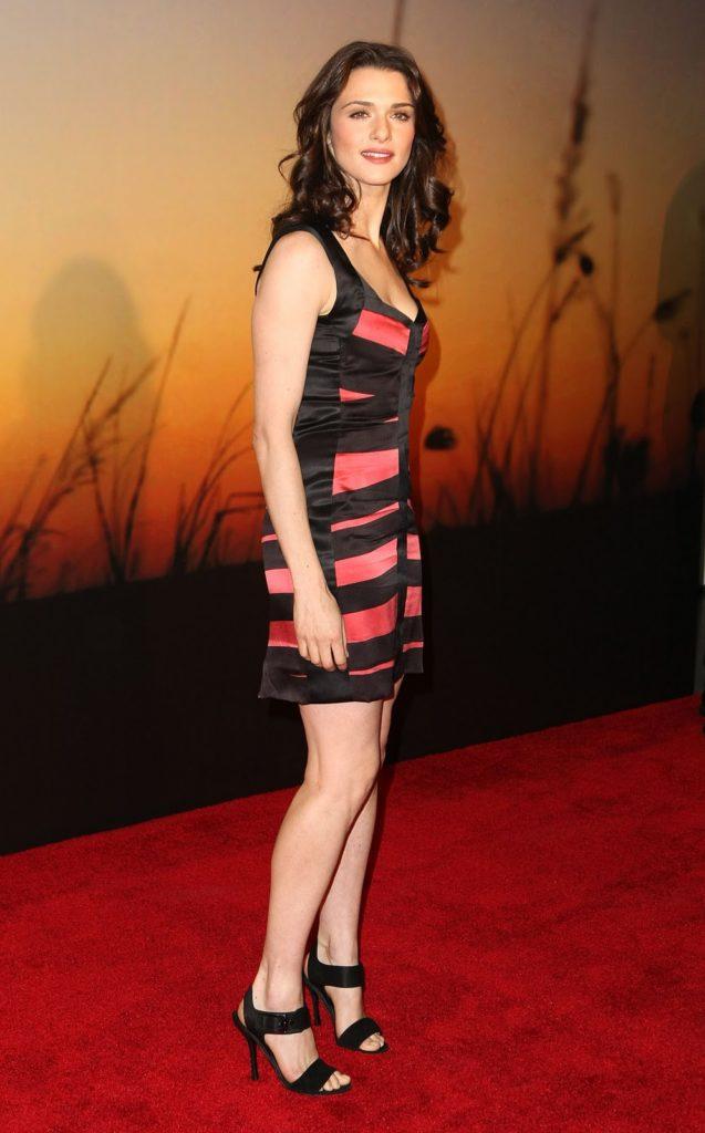 Rachel Weisz Muscles Pics