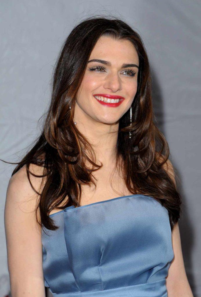 Rachel Weisz Smiling Pics